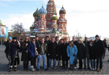 group photo Russia