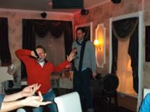 Karaoke in Yaroslavl