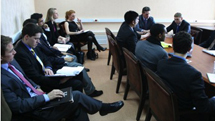 Meetings in Yaroslavl