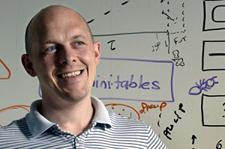 Biologist Rob Dunn