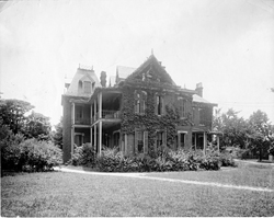 Infirmary at Winslow Hall.