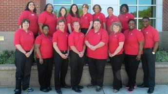 Photo of latest leadership group