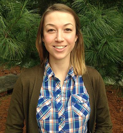 Hannah Bolinger. Photo courtesy of Hannah Bolinger.
