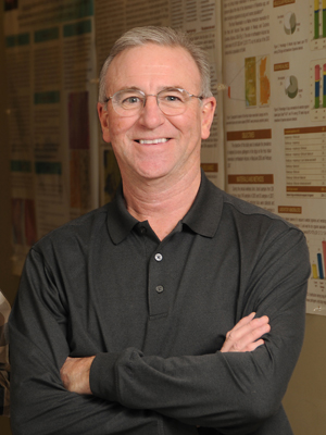 Todd Klaenhammer is a co-author of the CRISPR-Cas paper published in PNAS.