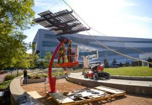 solar tree embed