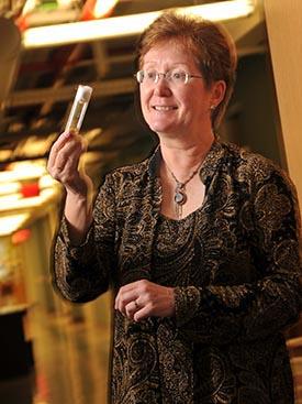 Trudy Mackay wins prestigious Wolf Prize.
