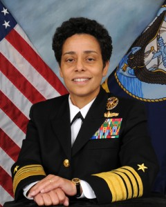 Admiral Michelle Howard