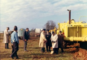 CFS Walker Martin groundbreaking