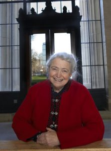 Mildred Dresselhaus, MIT physics and electrical engineering professor, will receive an honorary doctorate from NC State University.