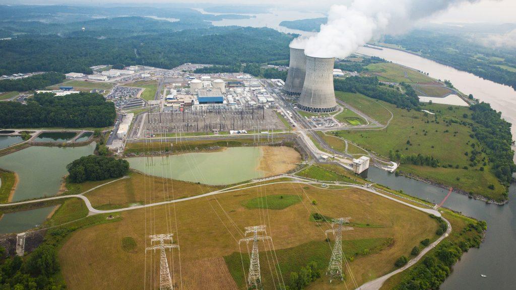Watts Bar nuclear reactor