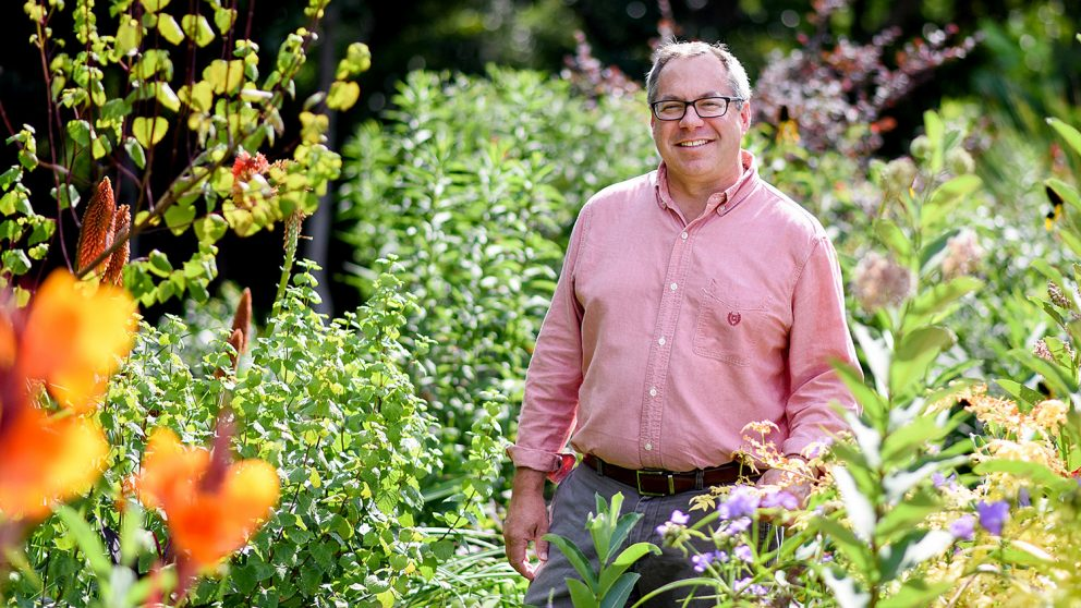 Mark Weathington is director of JC Raulston Arboretum.