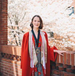 2018 Graduate Elizabeth Galanti