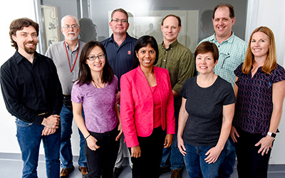 Researchers can now access mass spectrometry instruments via METRIC.
