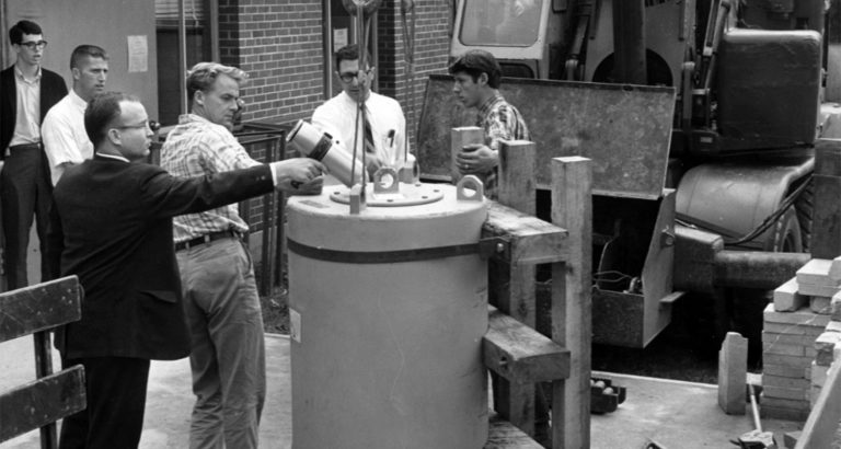 NC State's Nuclear Reactor Receives Fuel