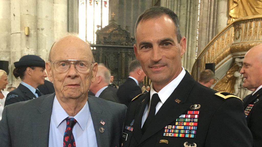 Jerry Hester, left, and Allen Boyette.