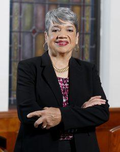 Christine Mann Darden portrait