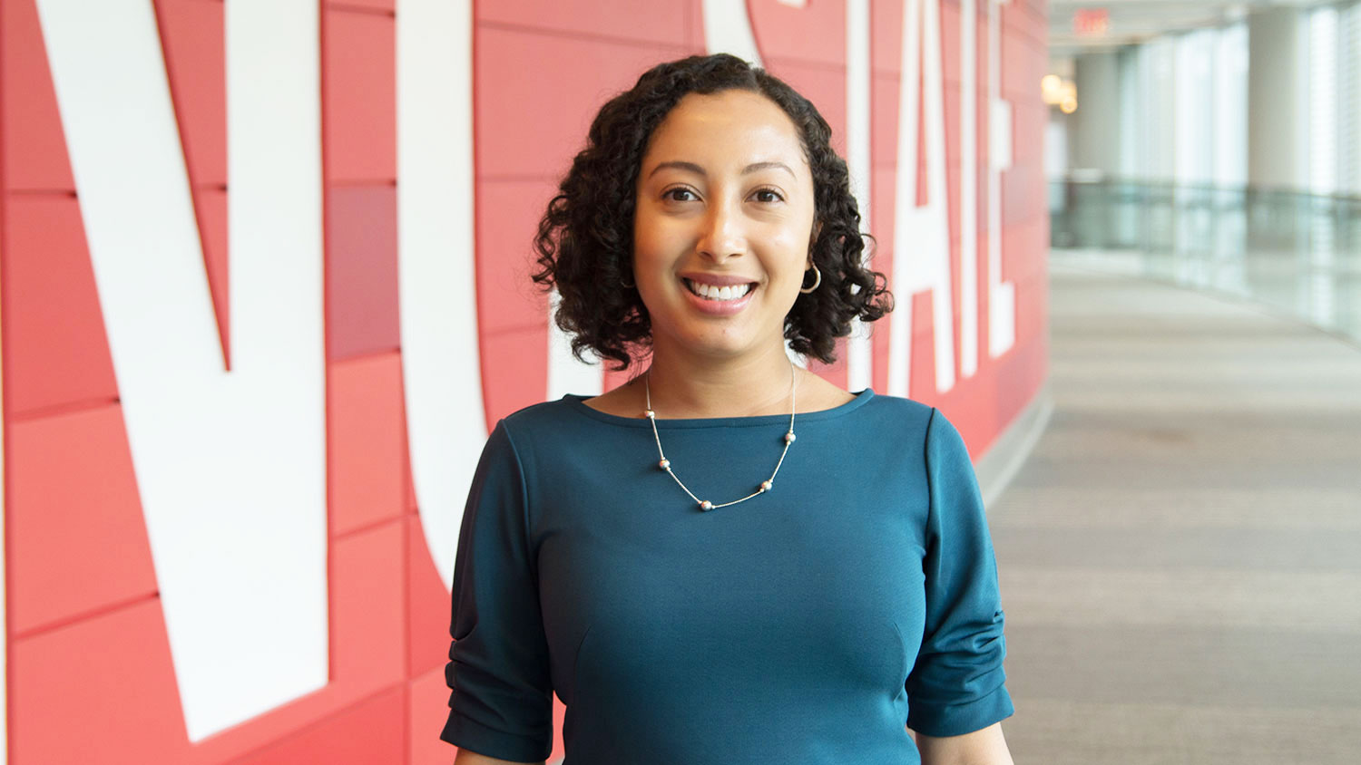 Sachelle Ford, assistant director of the African American Cultural Center at NC State