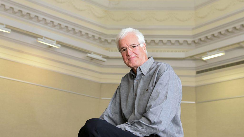 NC State architecture professor Patrick Rand