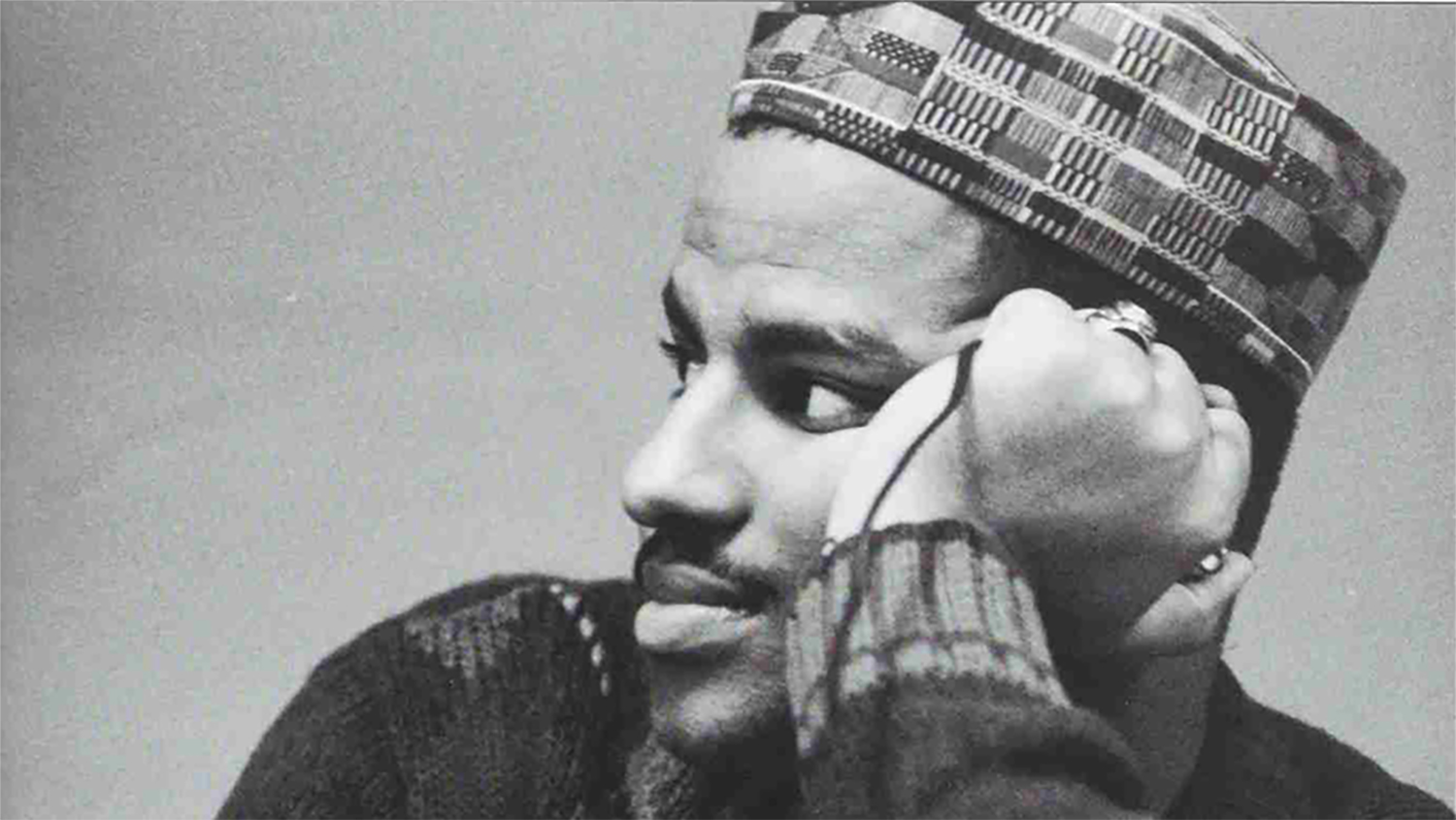 A photo of Tony Williamson, founding editor-in-chief at Nubian Message.