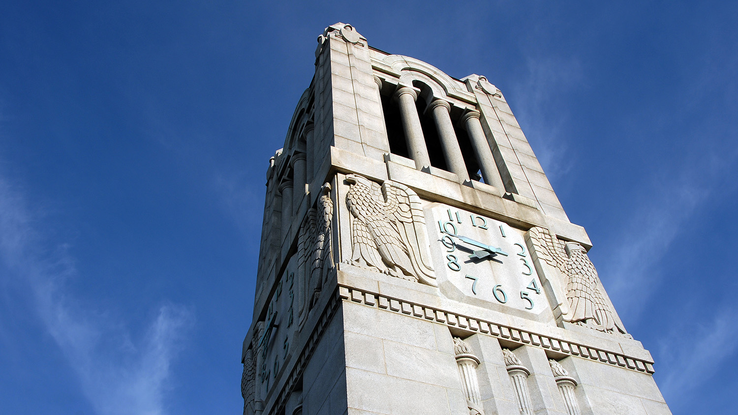 NC State Memorial Belltower