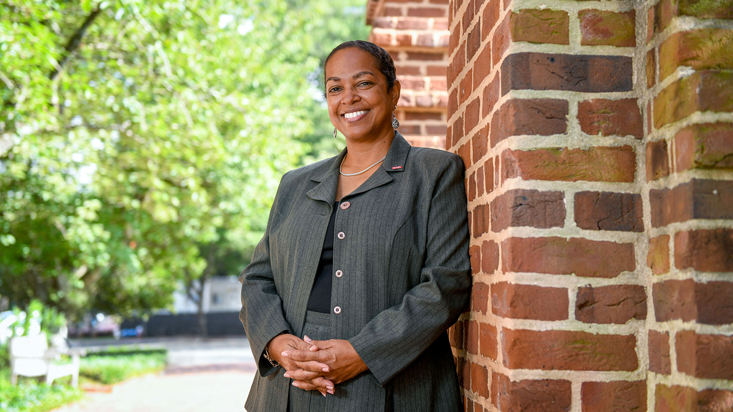 NC State Chief of Staff and University Secretary Paula Gentius