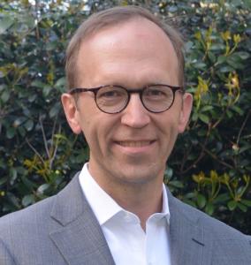 Mark Schmidt, NCState's associate vice chancellor of partnerships