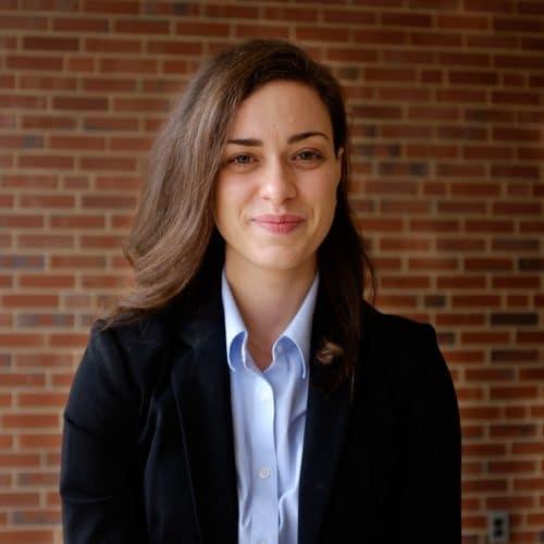 Headshot of Eleni Bardaka